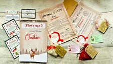Personalised Christmas Eve Box Fillers, Xmas Eve Various Gifts, Magical Ideas