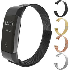 Magnetic stainless Spare strap Wrist Milanese Loop Band For Fitbit charge2 Watch