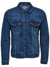 Sons Moneda Denim Azul Camionero Chaqueta