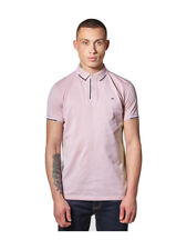 Weekend Offender Hombre Cather Rayas Polo con Cuello en Pétalo