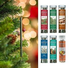 scentsicles christmas scent sticks ornaments hanging tree decorations