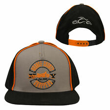 Orange County Choppers Gorra de Hombres Acrílico Ajustable Paul Senior Béisbol