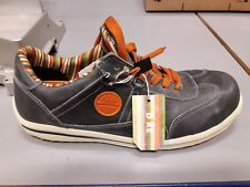 DIKE SCARPA ANTINFORTUNISTICA RAVING RACY S3 PELLE ANTRACITE 41