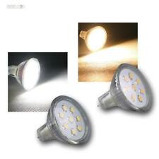 MR11 Spot, 8 SMD Led Blanco Cálido 140lm / Luz Fría MR-11 Bombilla Reflector