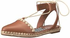 Nine West Women's Unah Leather Pointed Toe Flat