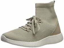 Qupid Womens spyrock Fabric Hight Top Lace Up Fashion Sneakers