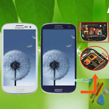 LCD Display Touch Screen Digitizer+Frame Per Samsung Galaxy S3 Neo i9301 i9301i