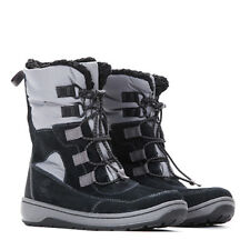 Timberland Kids' Winterfest Waterproof Snow Boots TB09091R001 Black/Grey