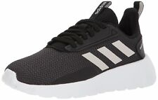 adidas Unisex-Kids Questar Drive K Sneaker, Core Black, Solar Yellow, Grey Th...