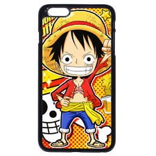 Anime One Piece Cute Luffy For Apple iPhone 11 iPod / Samsung Galaxy Case Cover