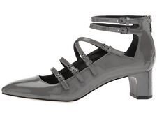 Calvin Klein Womens Madlenka Closed Toe Ankle Strap Classic Pumps