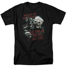 """Lord Of The Rings Trilogy """"Time Of The Orc"""" T-Shirt - Adult, Child"""