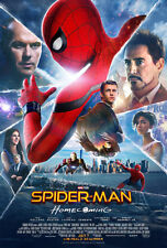 SPIDER-MAN HOMECOMING Theatrical Poster (A2)