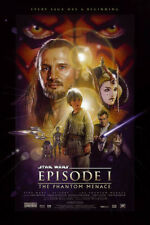 STAR WARS I: THE PHANTOM MENACE Theatrical Poster (A2)