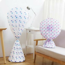 Home Geometric Leaf Electric Fan Anti-dust Cover Protection Cap