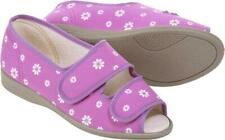 Cosyfeet Extra Roomy Molly 2 Colours Womens Sandal 6E Fitting UK Sizes Available