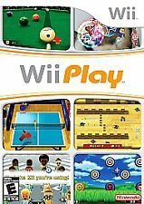 Wii Play (Nintendo Wii, 2007) COMPLETE & TESTED