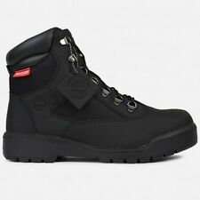 Timberland 1.8m M Impermeable Hombre Guerrera Botas Negras Helcor Scuff