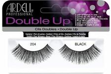 NEW!! Ardell Double Up Lashes 204 BLACK - Glamour