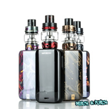 100% AUTHENTIC VAPORESSO LUXE 220W KIT W/ SKRR SUB-OHM TANK