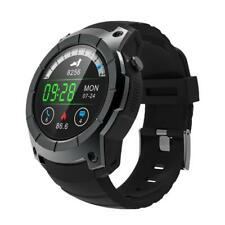 """S958 1.3"""" GPS Heart Rate Monitor  Pedometer Bluetooth Smart Watch For iphone 8"""