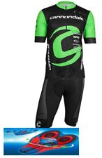 """Cannondale factory team 2018 Cycling Pro Sets 9d Gel Pad ORANGE """"FAST DELIVERY"""""""