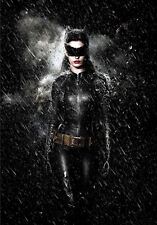THE DARK KNIGHT RISES Poster (A0 - A2) - SELINA KYLE (CATWOMAN)