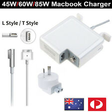 45W 60W 85W AC Power Adapter Charger L/T 1/2 For Apple Mac Macbook Pro/Air 13 15