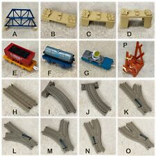 Thomas and Friends TRACKMASTER Track Pieces, Risers, Bridge Cars, Switch Tracks