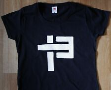 "T-Shirt INDOCHINE ""13"" (Logo blanc)"