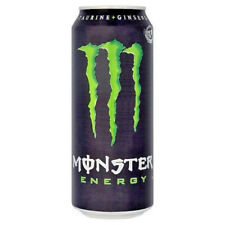 Monster Energy 500ml x 12 cans