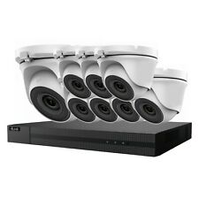 HIKVISION 5MP CCTV SYSTEM UHD 4K DVR 4CH 8CH 20M NIGHT VISION DOME CAMERA KIT
