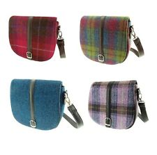 Glen Appin 'Beauly' Harris Tweed Shoulder Bag LB1000 Choice of Colours