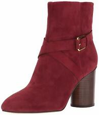 Nine West Womens cavanagh Suede Pointed Toe Ankle Fashion Boots