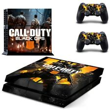 Call of Duty Black OPS IIII PS4 Skin Sticker For Sony PlayStation Decal Vinyl