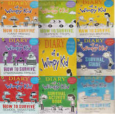 McDonalds Happy Meal Toy 2016 DIARY OF A WIMPY KID Book - Various
