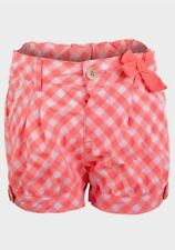Baby Girls Shorts Age 2 3 4 Years  Gillingham Checked Design 12 18 Months NEW