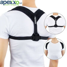 Back Care Posture Corrector Adjustable Clavicle Brace Shoulder Support Strap