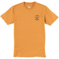 Cleptomanicx Basic Game T-Shirt or Jaune Skateboard Chemise TAILLE M-L T-Shirt