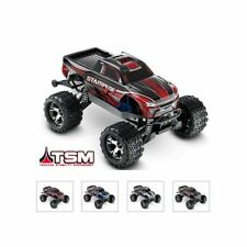 TRX67086-4 - STAMPEDE 4x4 VXL - 1/10 BRUSHLESS -iD - TSM- SANS ACCUS/CHARGE TRAX