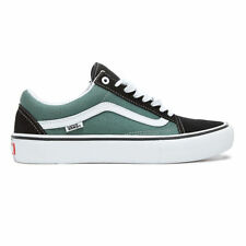 Vans Old Skool pro Black / Duck Green Talla 41 Skate Skate