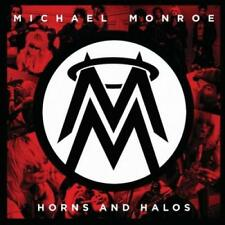 MICHAEL MONROE: HORNS & HALOS (LP vinyl *BRAND NEW*)