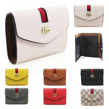 Women's Synthetic Small Bifold Wallet Purse Handbag Mini Bag Photo Card Holder