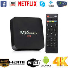 MXQ pro 4K 2K 1080P Smart TV BOX XBMC/Android Quad Core WiFi 8GB IPTV Mini-PC t1