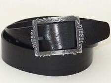 DIESEL Belt 'BIFRAME Cintura' NEW Mens Belt 100% Cow Leather! ITALY!