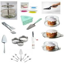 Cake Cover Stainless Steel Plate Cake Pie Server Cutter Serving Pastry Forks