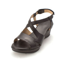Naturalizer Womens veera Leather Open Toe Casual Strappy Sandals