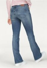 Tommy Hilfiger Denim Jeans Bootcut Sophie NEU Damen Stretch Hose Blue Used L32