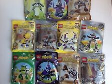 Lego Mixels From Series 3, 5, 6 & 7 New Factory Sealed Bagged Sets