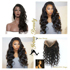 Lace Frontal 360 Body Weave